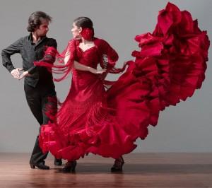 foto baile flamenco
