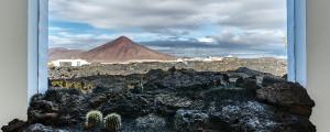 ventans abiertas sobre el volcán