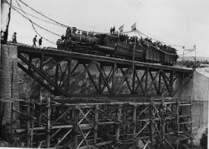 Ferrocarril del norte antiguo
