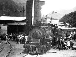 tren historia